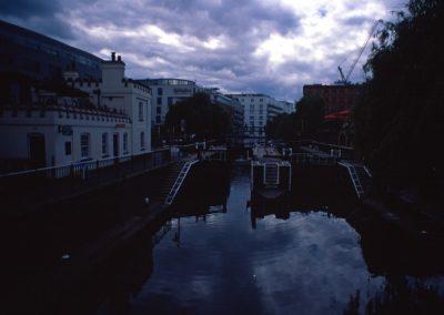 Camden Town Canal - London, England