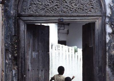 Children - Stone Town - Zanzibar, Tanzania