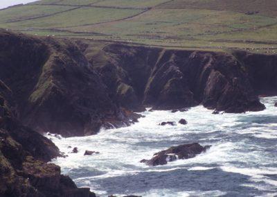 Coast and Rough Seas - Ireland