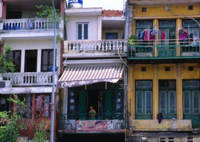 Different Houses - Hanoi, Vietnam