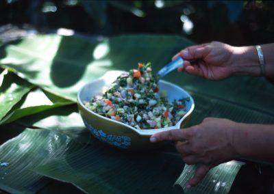 Dinner - Fiji, Samoa
