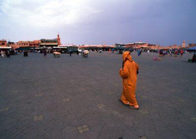 Djemaa El Fna - Marrakech, Morocco