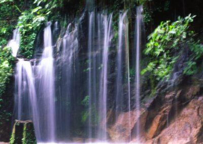 Falls around Juayua - Ruta de Las Flores - El Salvador, Central America