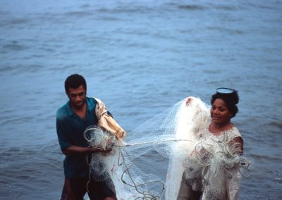 Family Fisherman - Fiji