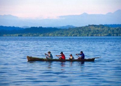 Fishermen - Bocas del Toro - Panama, Central America