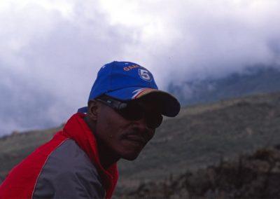 Gabriel - Our Guide - Kilimanjaro Trekking - Tanzania
