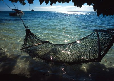 Hammock on the Sea - Fiji, Samoa