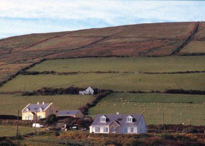 Hills and Fields - Ireland