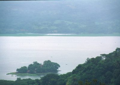 Lake Suchitlan - Suchitoto - El Salvador, Central America