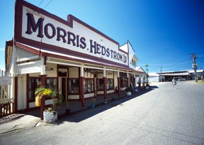 Levuka's store - Fiji