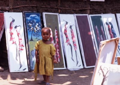 Little Child - Mto Wa Mbu - Tanzania