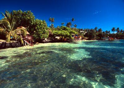 Manono's Bay - Fiji, Samoa
