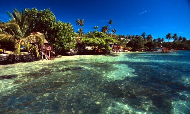 Immagini Fiji Samoa