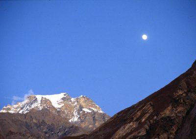Moon in the Skye - Nepal