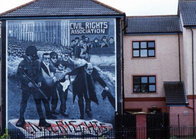 Mural - Derry - Ireland