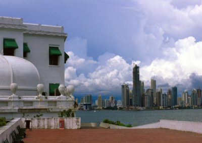 New City from Old City - Panama City - Panama, Central America