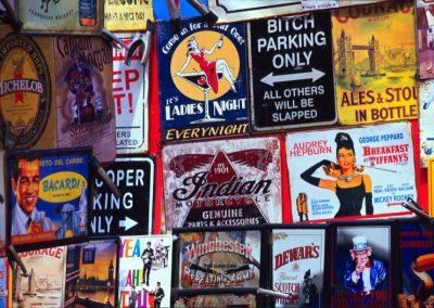 Plates - Camden Town - London, England