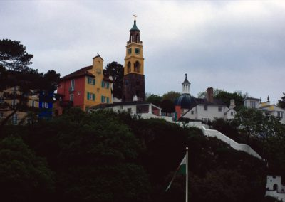 Portmeirion Village - Wales