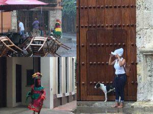 rain in cartagena colombia 300x225 - From Riohacha and Palomino to Cartagena