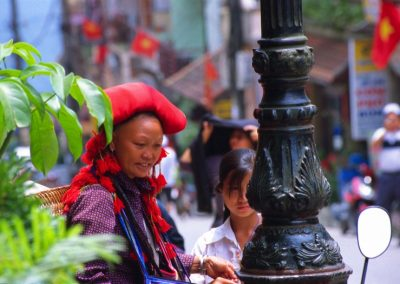 Red H'Mong Woman - Sapa, Vietnam