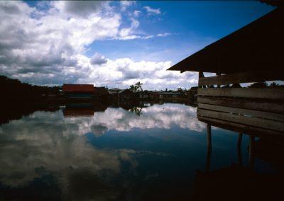 Reflex - Bocas del Toro - Panama, Central America
