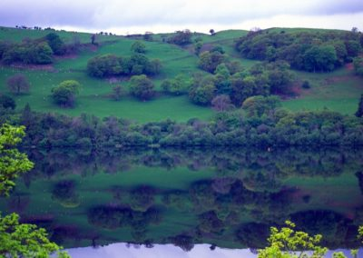 River - Reflection - Wales