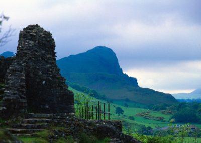 Ruins - Wales