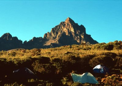 Second Base Camp - Kilimanjaro Trekking - Tanzania