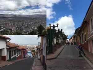 skyline bogota colombia 300x225 - Colombia! l'arrivo a Bogotà e il Caño Cristales