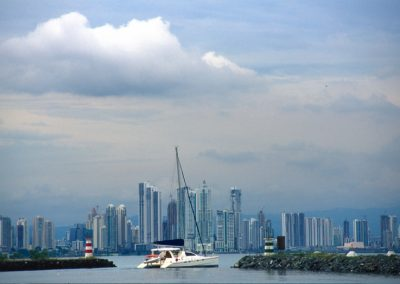 Skyline - Panama City - Panama, Central America