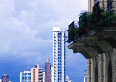 Skyscrapers - Panama City - Panama, Central America