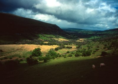 Storm - Valley - Wales