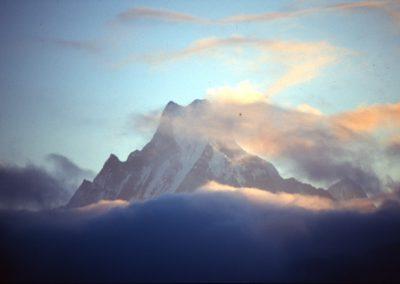 Sunset - Nepal