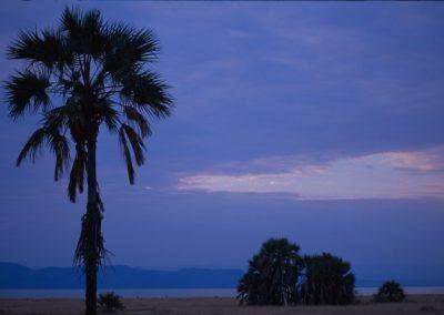 Sunset on the Lake - Tarangire National Park - Tanzania