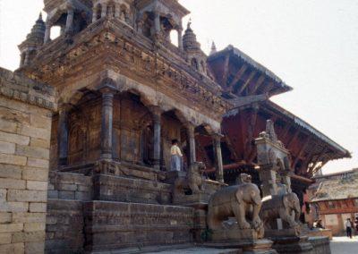 Temple - Nepal