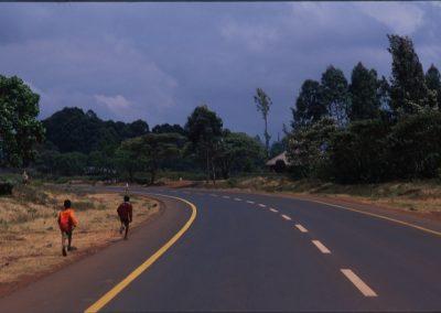Travelling between Arusha and Tarangire - Tanzania