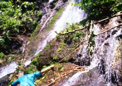 Trekking around Juayua - Ruta de Las Flores - El Salvador, Central America