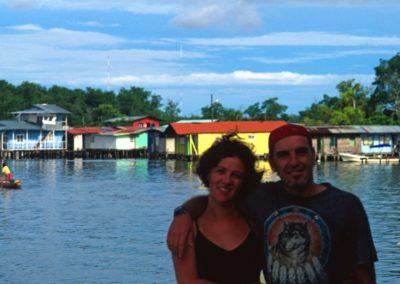 Us - Bocas del Toro - Panama, Central America