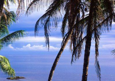 View - Bocas del Toro - Panama, Central America
