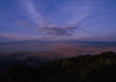 View - Ngorongoro Conservation Area - Tanzania