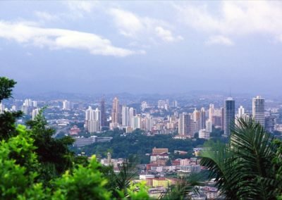 View - Panama City - Panama, Central America