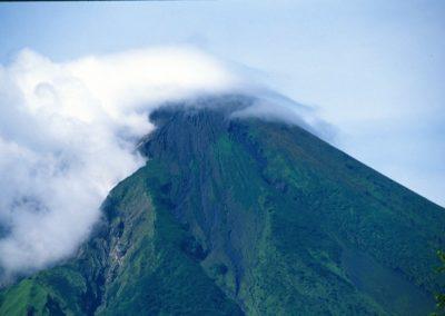 Volcan - Isla Ometepe - Lake Nicaragua - Nicaragua, Central America