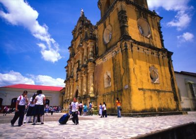 Walking Around - Leon - Nicaragua, Central America