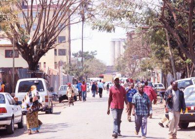 Walking in Arusha - Kenya - Tanzania