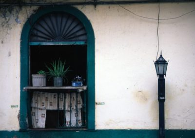 Window - Casco Viejo - Panama City - Panama, Central America