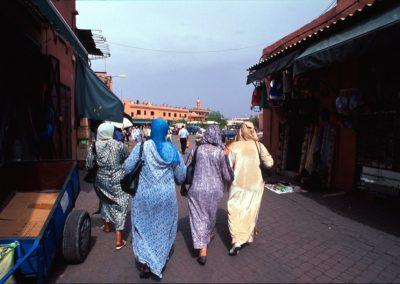 Women - Marrakech, Morocco