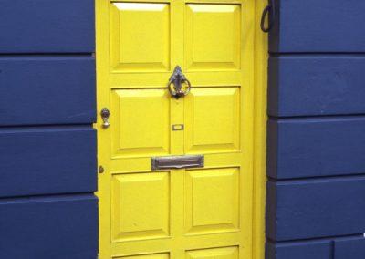 Yellow Door - Ireland