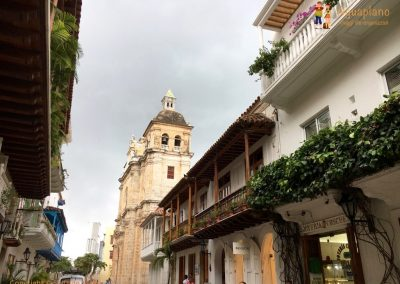 Cathedral - Cartagena, Colombia