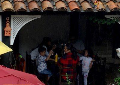 Family - Villa de Leyva, Colombia