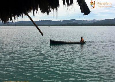 Fisherman - San Blas Islands, Panama